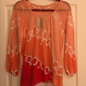 NWT Lilly Pulitzer Cotton Sweater